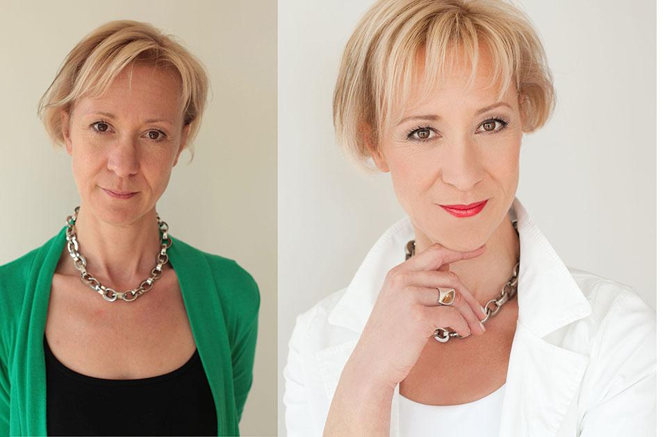 Starmayr, Fotografie, Vorher Nachher, Portraits, Business, Profilbilder, Visagistin 2