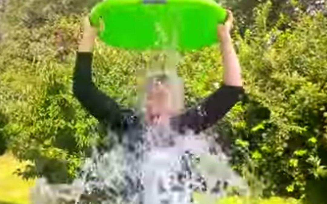"""Was wir von der """"Ice Bucket Challenge"""" lernen können."""