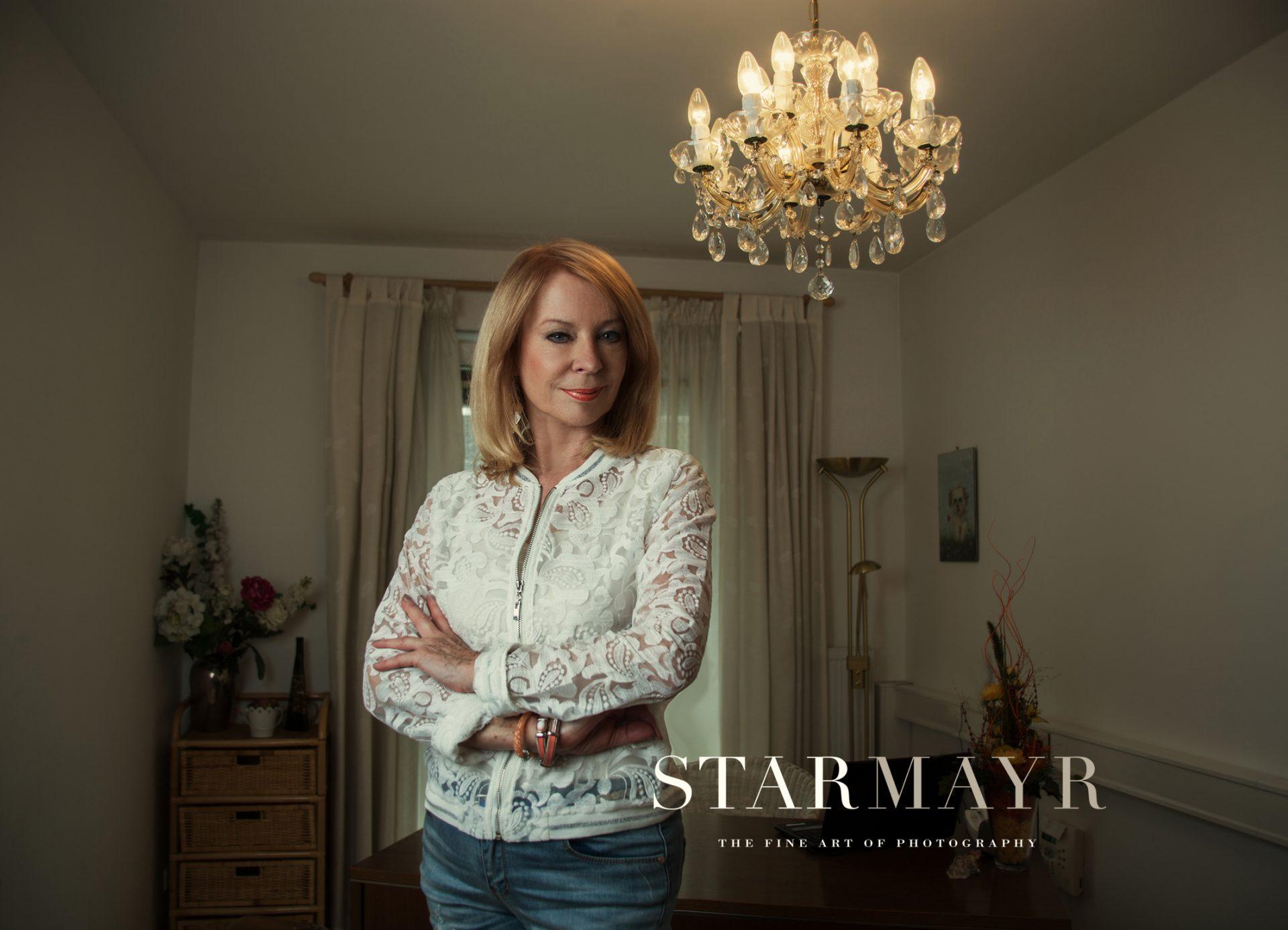 Sabine Starmayr, Fotografin, Gerda Rogers, Astrologin 4